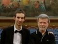 Mauro Storti con Marco Cremonesi