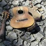 chitarra rotta