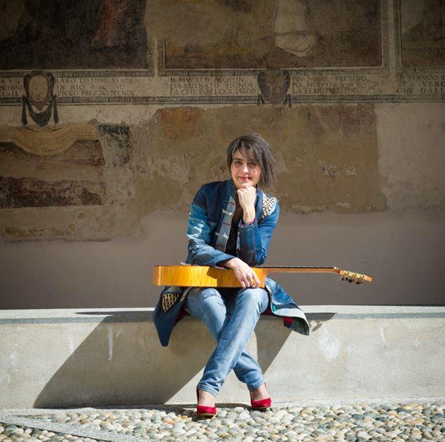 Intervista a Cinzia Milani, Chitarra classica