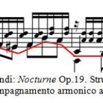 Fig.14 - G.Regondi - Nocturne Op.19. Struttura composta