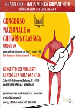 Concorso nazionale di Chitarra Classica