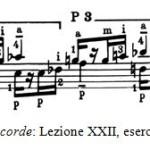 Fig.7 – M.Storti - Il dominio delle corde - Lezione XXII esercizio di contrappunto a due voci